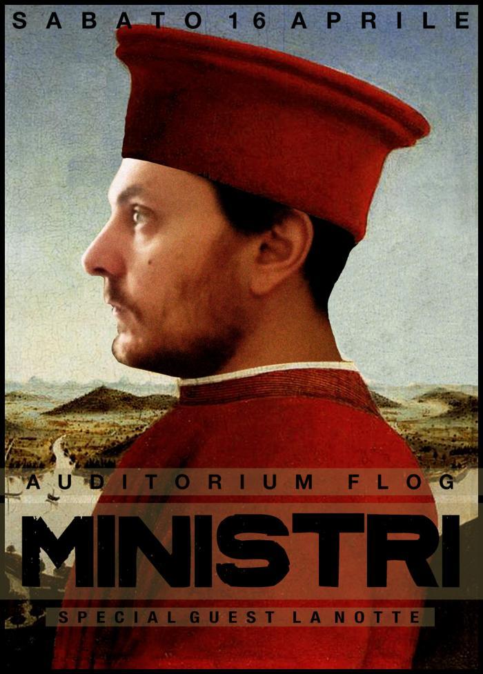 I Ministri come Dante Alighieri
