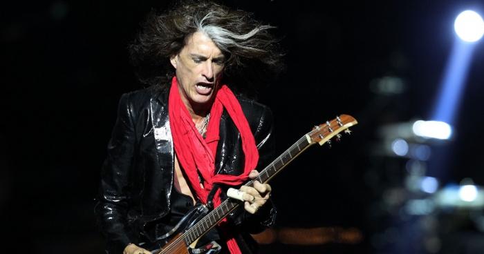Les Paul Award: Joe Perry (Aerosmith)