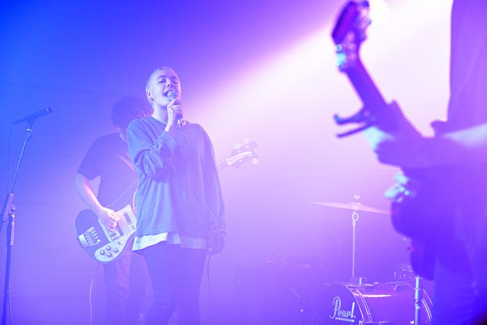 I Gomma sul palco dello Smav