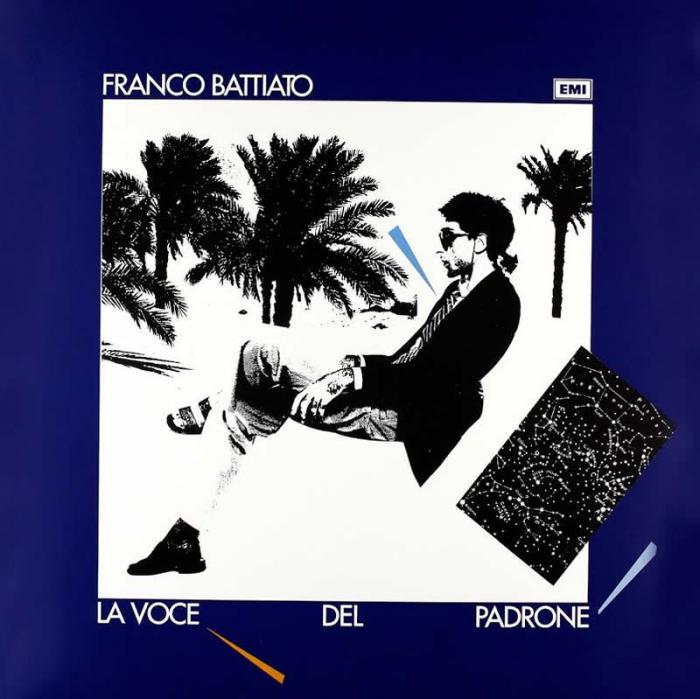 Franco Battiato - La voce del padrone (scelta da Lorenzo Palmeri)