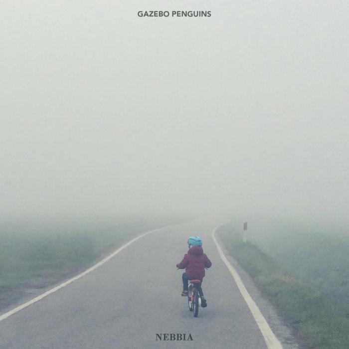 """La copertina di """"Nebbia"""""""