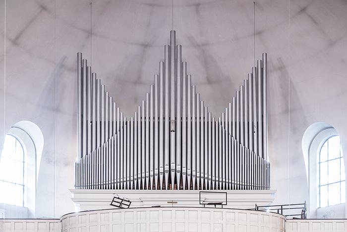 Le bellissime foto di Robert Götzfried agli organi da chiesa tedeschi