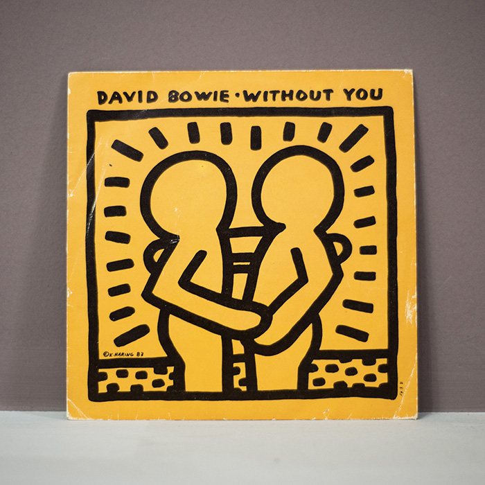 "David Bowie - ""Without you"""