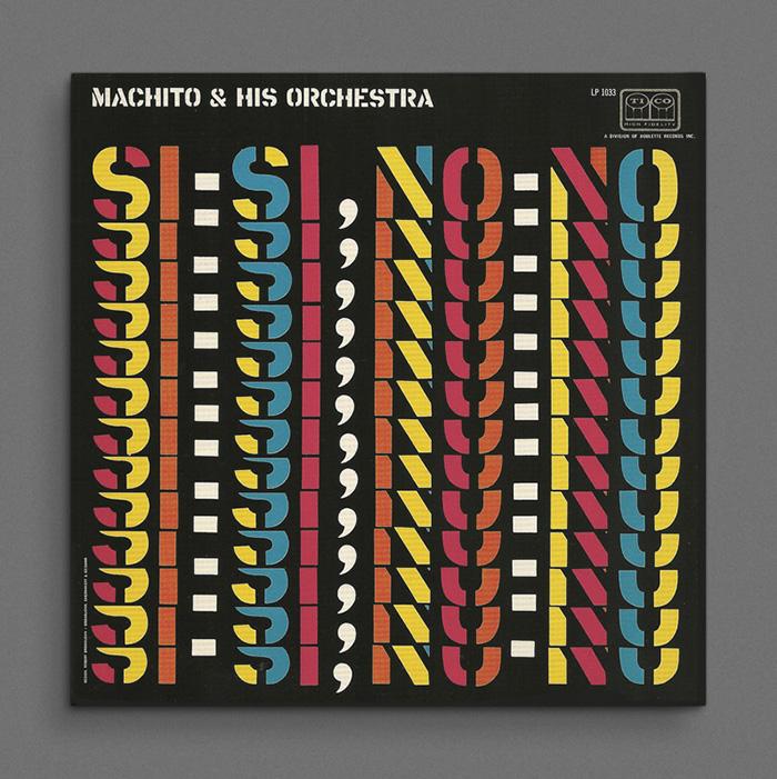 Machito and his orchestra - Si-Si, No-No. (1957)