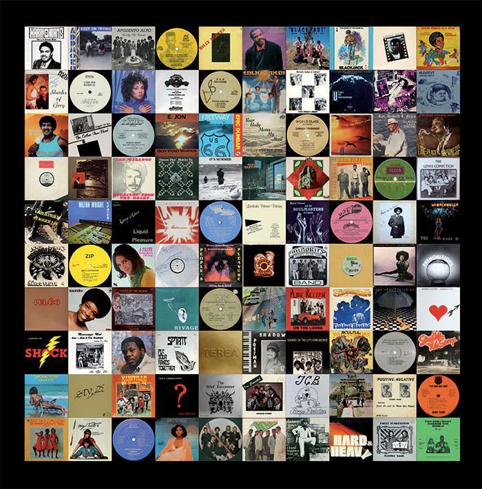 """""""Soul Funky Passion"""", tutte le copertine dei dischi"""