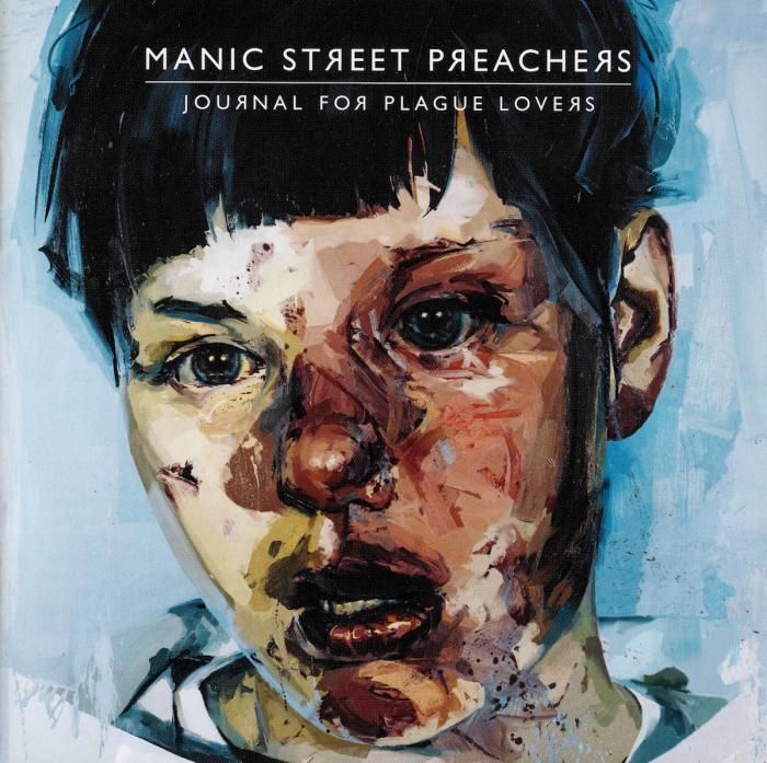 "Jenny Saville per Manic Street Preachers - ""Journal for Plague Lovers"""