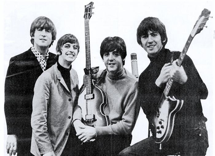 #1. Beatles - 178 milioni di copie