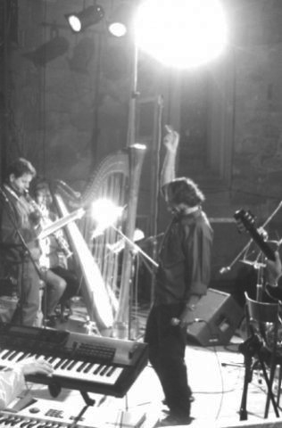 Con L'Arco Ansamble anni 90