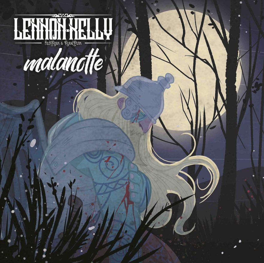 Malanotte - Cover Album - 2018