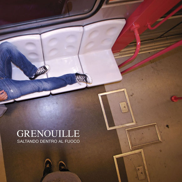 grenouille cd cover - 2008