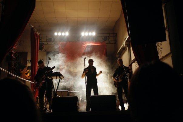 band smoke