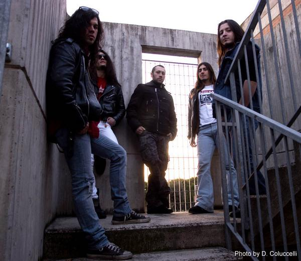 Bothers line-up 2009 - photo by D. Coluccelli