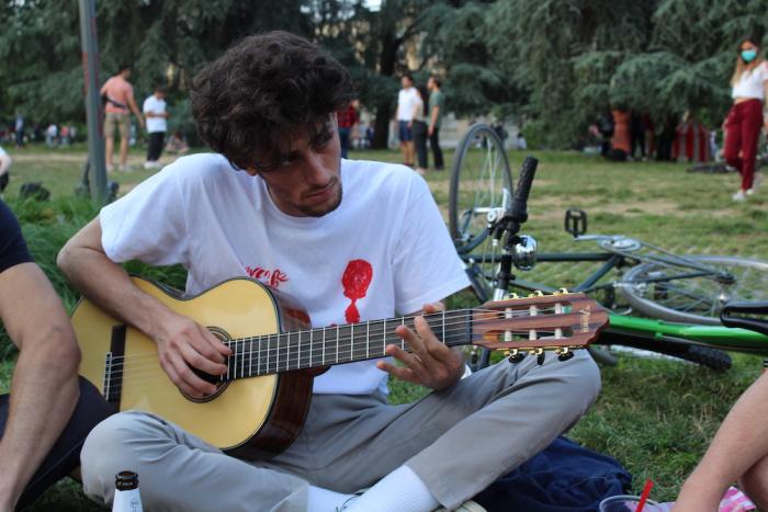 I Colla Zio a Piazza Leo - foto di Claudia Mazziotta