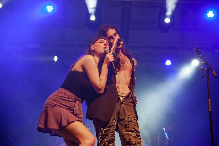 Vipra + Cmqmartina live @MI MANCHI