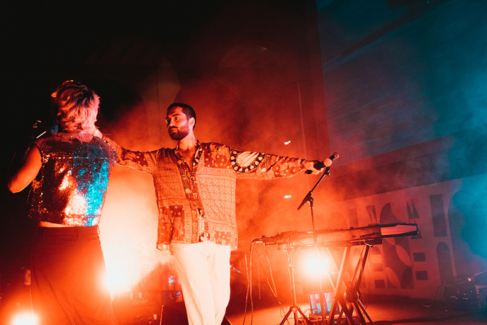Jacopo Planet x Tatum Rush live @MIMANCHI in Triennale - foto Starfooker