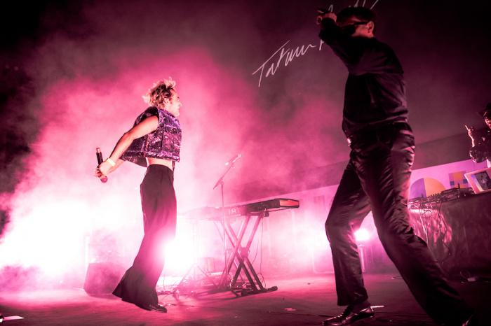 Tatum Rush live @MIMANCHI in Triennale - foto Starfooker