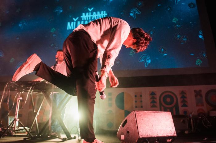 Colombre x Ceri live @MIMANCHI in Triennale - foto Starfooker
