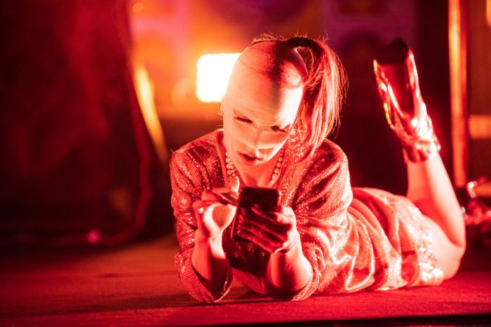 Jaz Ayling x Tatum Rush live @MIMANCHI in Triennale - foto Starfooker