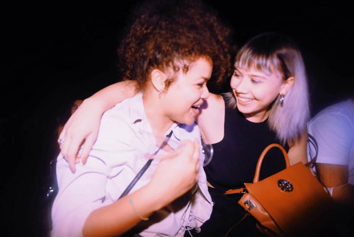 Gente da @MI MANCHI in Triennale - foto Silvia Violante Rouge
