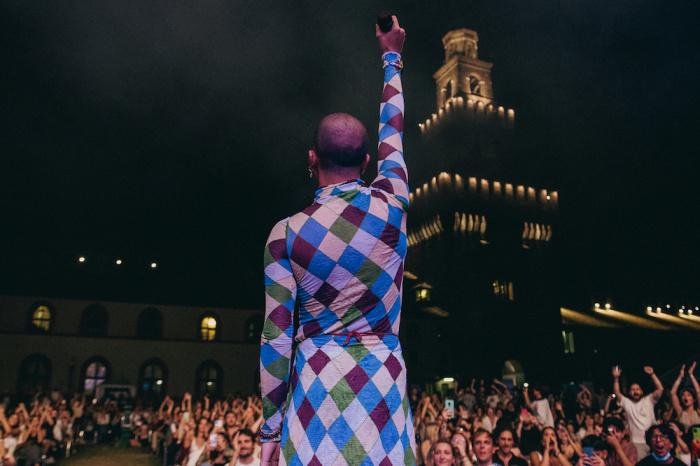 Venerus - Mi Manchi 29/07/21 - Castello Sforzesco - foto Starfooker
