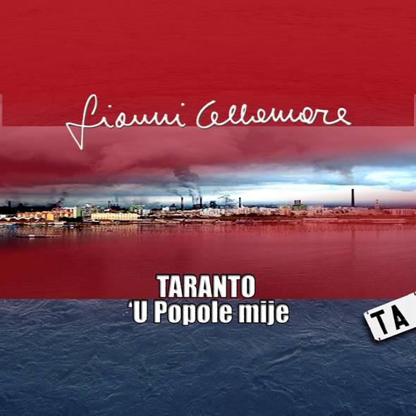 Gianni Cellamare Taranto 'U Popole mije EtnoJazz in lingua tarantina