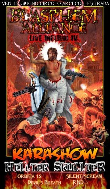 BlasphemAlliance! Vol.1