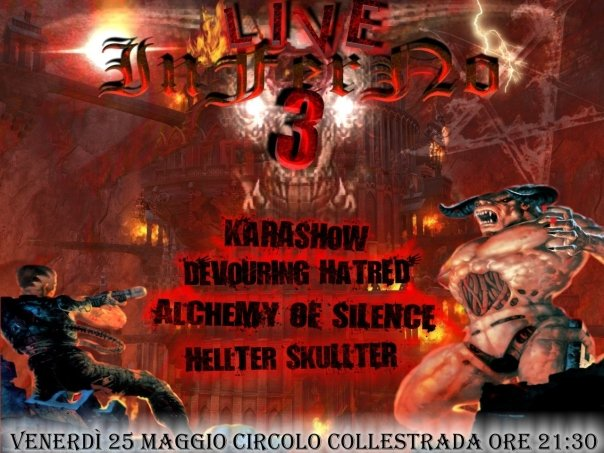 Live Inferno III