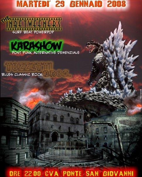 Godzilla è fortissimo