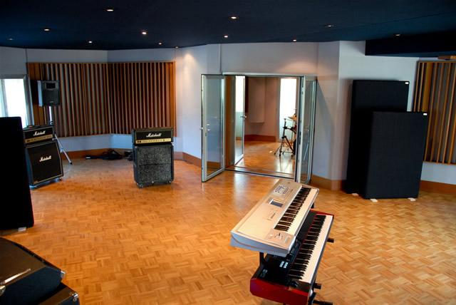 MusicLab - Sala di Ripresa