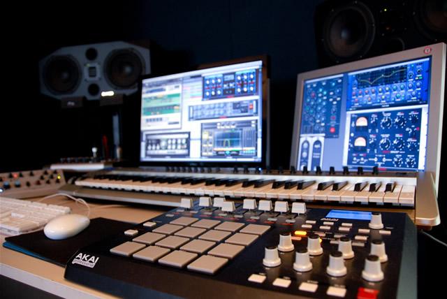 MusicLab - Project Studio