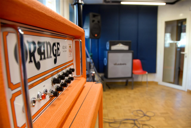 MusicLab - Sala Prova 3