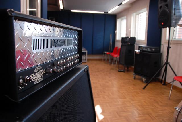 MusicLab - Sala Prova 2