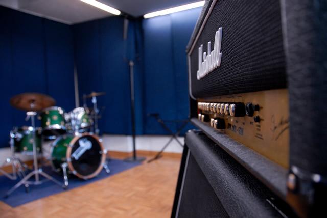 MusicLab - Sala Prova 4