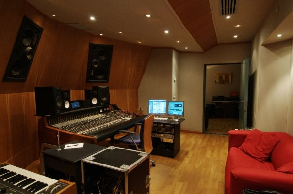 Regia Groovefarm - Harrison Room