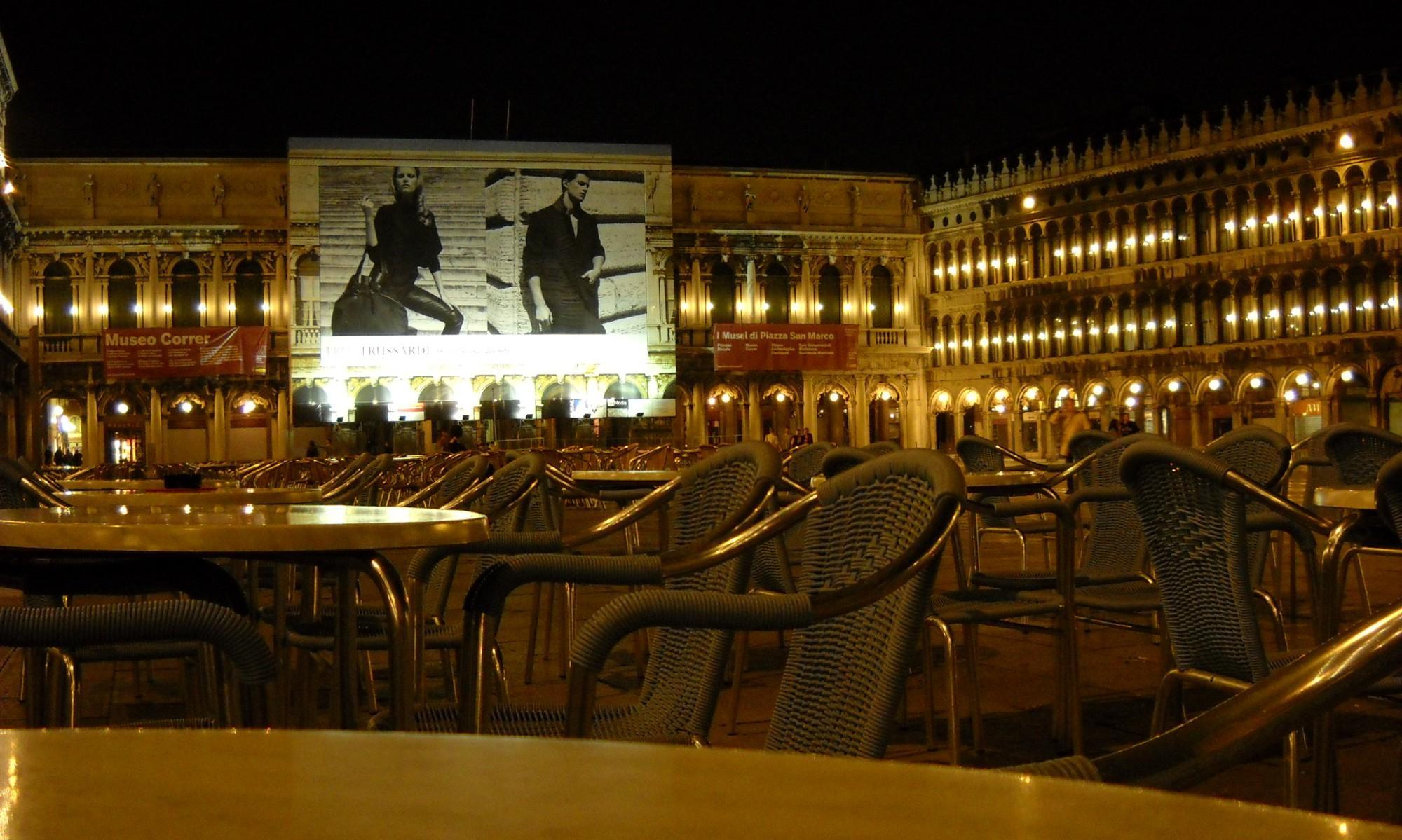 Piazza Trussardi - Venezia