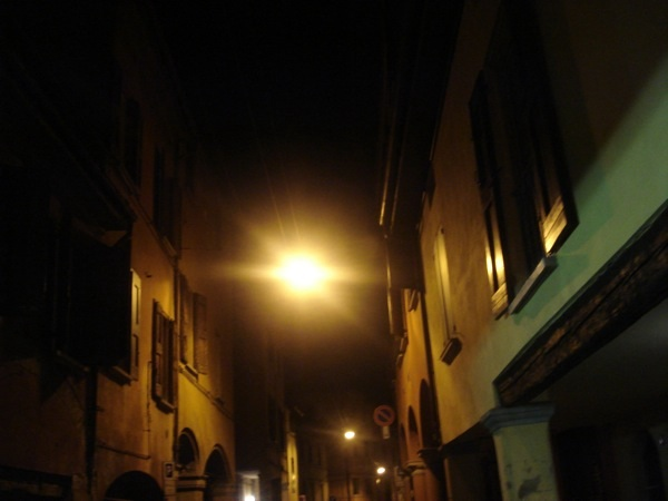 buio orfico