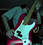 DANIELE CORRADI: bass + elephant guitar