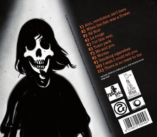 Retro del CD