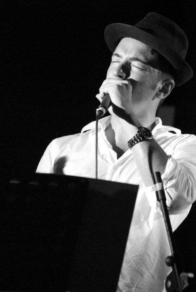 Davide Garufi, voce.