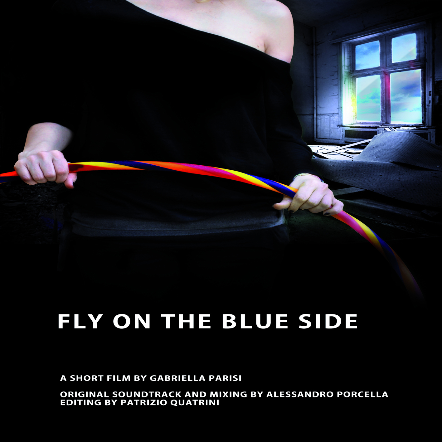 ALESSANDRO PORCELLA Fly on the blue side