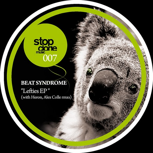 Sclone 007 - Beat Syndrome - Lefties EP