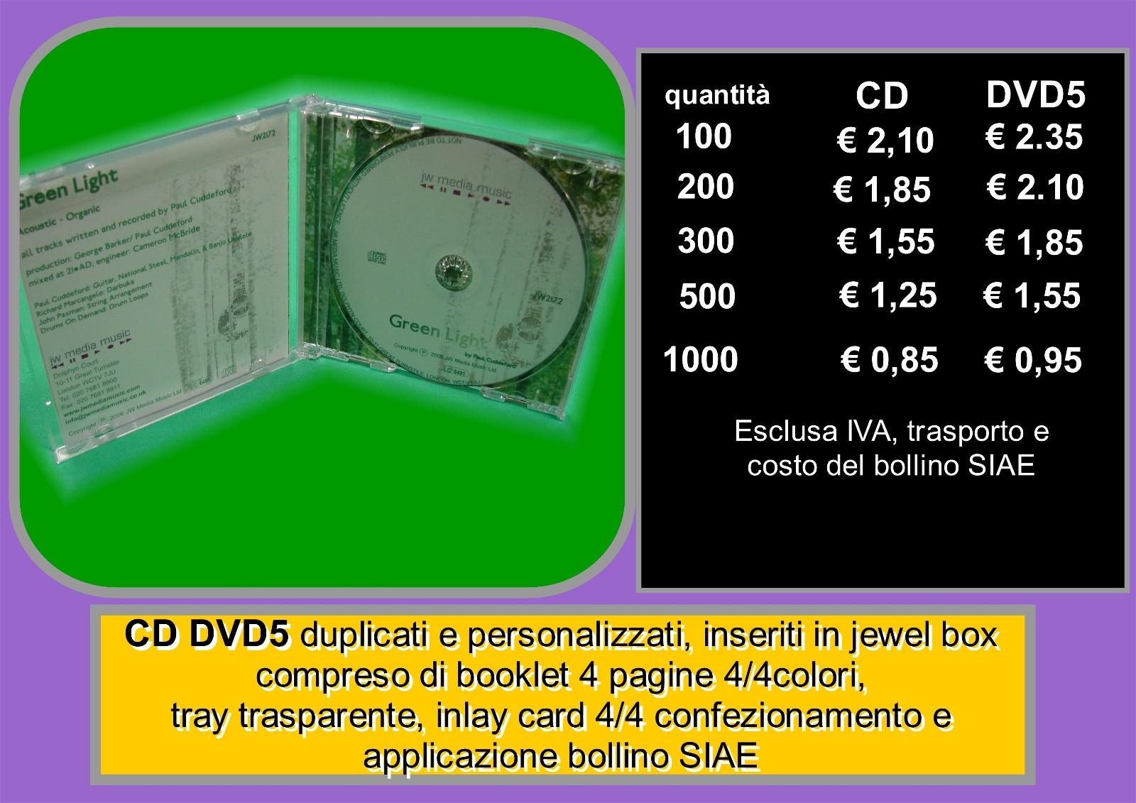 cd dvd in jewel box