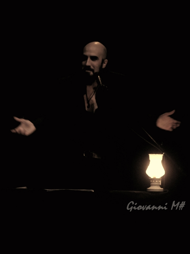 Agghiastru live show 23-02-2012 Teatro Coppola Catania