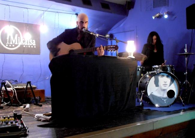 Agghiastru live show 22/02/2012 Mikalsa Palermo