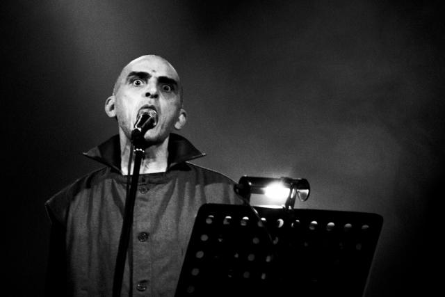 Giovanni Lindo Ferretti - Palapartenope