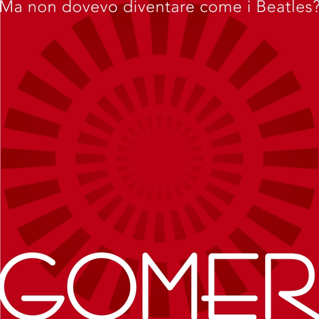 Gomer front cover