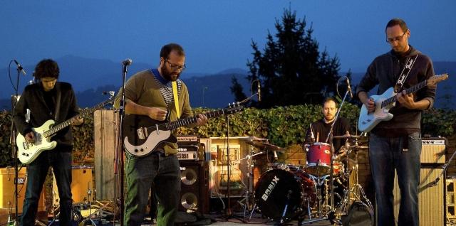 Il Garage Ermetico live 2012