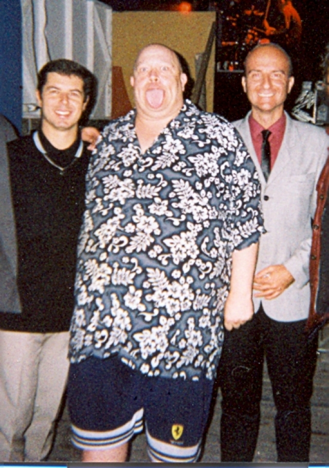 2001 a Bologna con Fatty Buster Bloodvessel dei Bad Manners.jpg