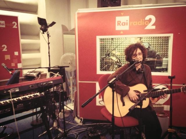 Show Case RADIO RAI 2