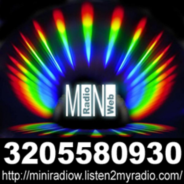 logo mini radio web